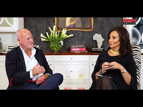 Michael Joseph & Safaricom Ltd, Part 2 - Shaping African Conversations #GinaDinGroup