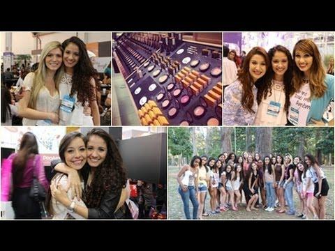 Vlog São Paulo - Beauty Fair, Encontrinho...