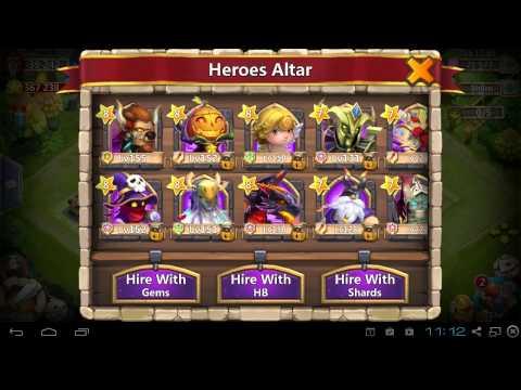 Castle Clash 5/5 Revitalize!