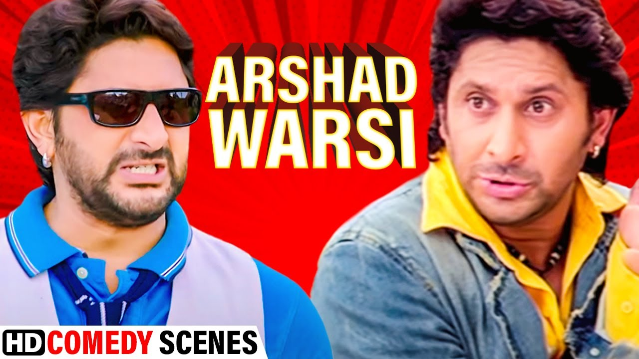 Back To Back Comedy Scenes of Arshad Warsi | Dhamaal - Mr.Joe B. Carvalho -Maine Pyaar Kyun Kiya