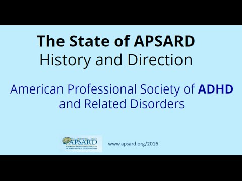 The State of the Art in ADHD Science and Care , ADHD in Adults