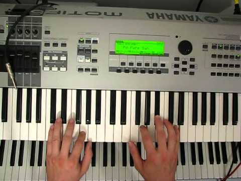 Piano piano chords gm : Endless Praise keyboard tutorial CHORDS in Gm - YouTube