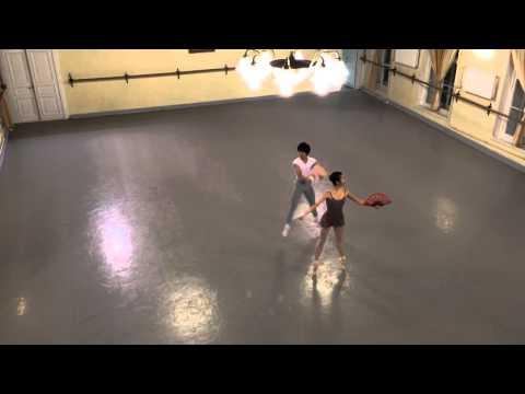 Mao Fujimuro: Chinese dance at Vaganova ballet academy