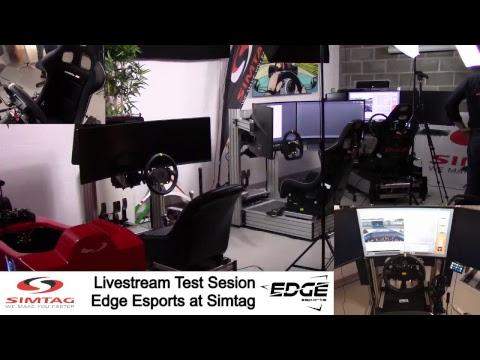 Edge Esports test livestream