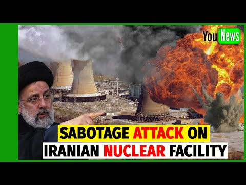 Iran reportedly foils sabotage attack on civilian nuclear facility.