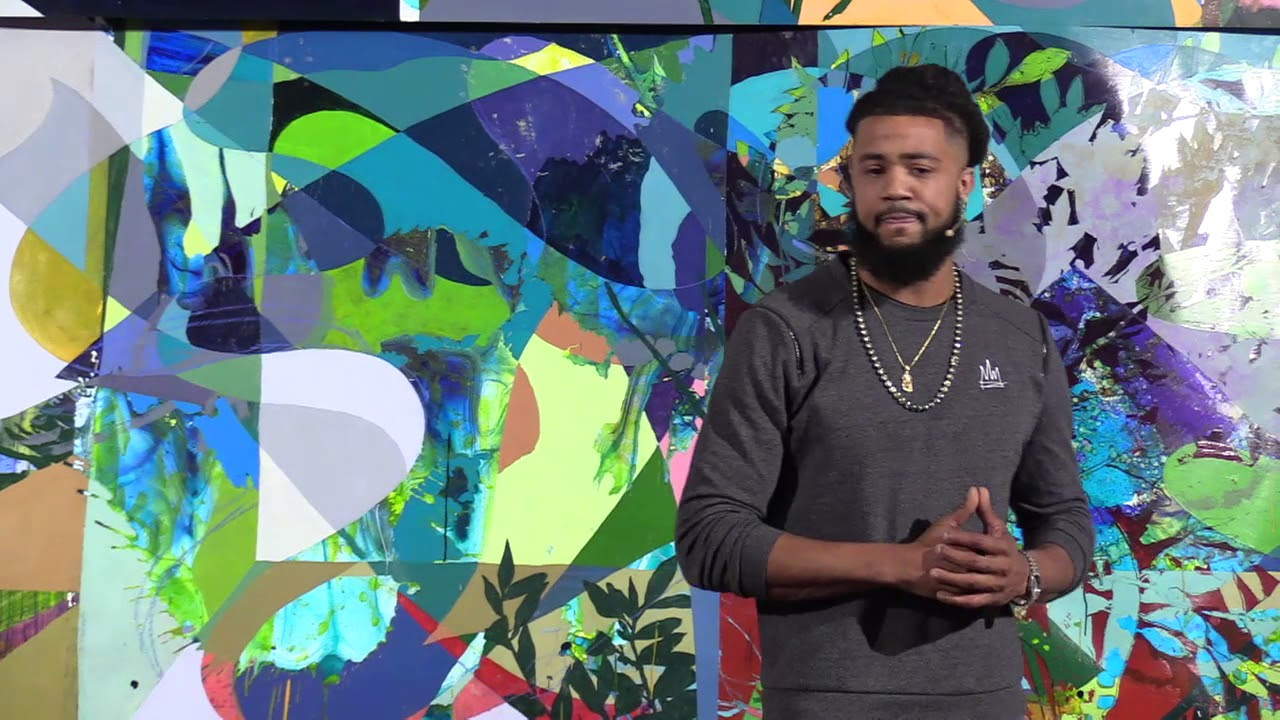 Our Kids Will Not be Forgotten: The Necessity of True Activism | Aaron Maybin | TEDxJHU