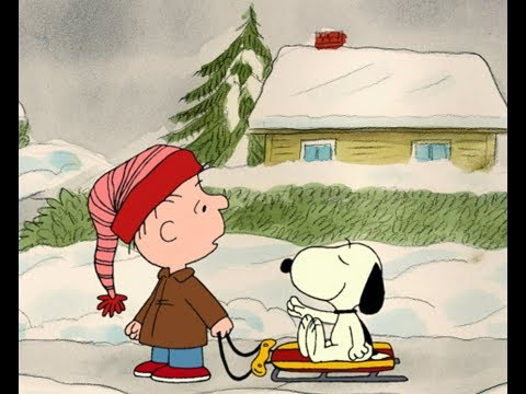 I Want a Dog for Christmas, Charlie Brown Animation movies for kids