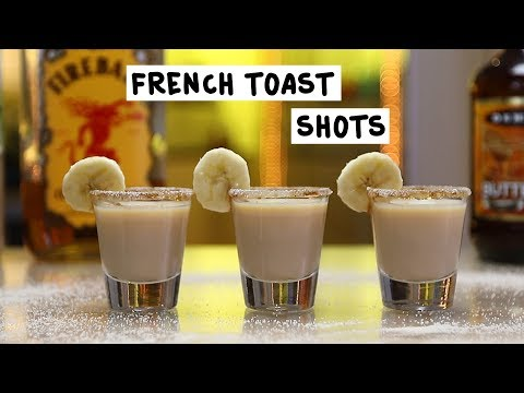 French Toast Shots