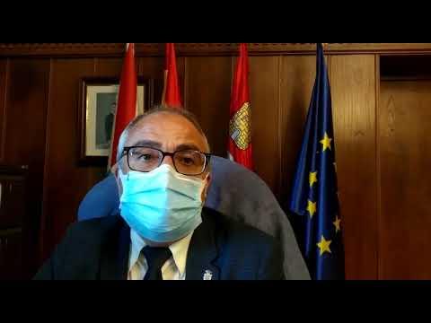 VÍDEO | Declaraciones del alcalde de Ponferrada sobre el cierre del interior de la hostelería