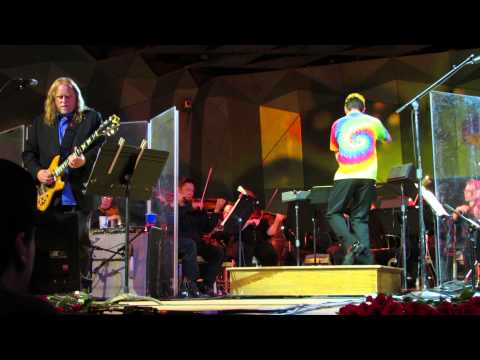 Jerry Garcia Symphonic Celebration w/Warren Haynes & Boston Pops ~ Dark Star Jam ~Bird Song