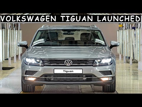 Volkswagen Tiguan Launched in india Checkout its price specification and new features