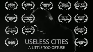"""Useless Cities - """"A Little too Obtuse"""" - Official Music Video (LGBT)"""