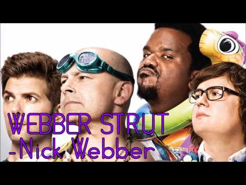 'Webber Strut' - Hot Tub Time Machine 2 Full Song
