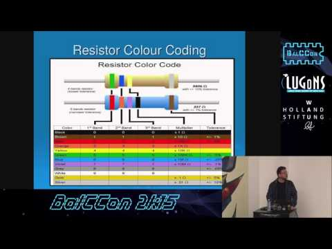 BalCCo2k15 - Marjan Urekar - DIY Single Chip Retro Game Console Intro