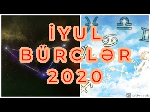 İyul ayı bürclər 2020 (burcler ayliq)