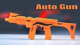 How To Make Motorised Gun at home