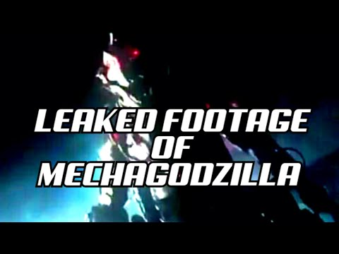 Leaked Ready Player One Mechagodzilla footage (Goji-Talk)