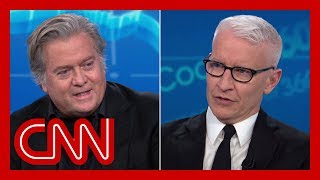 Anderson Cooper to Steve Bannon: You know this is bull