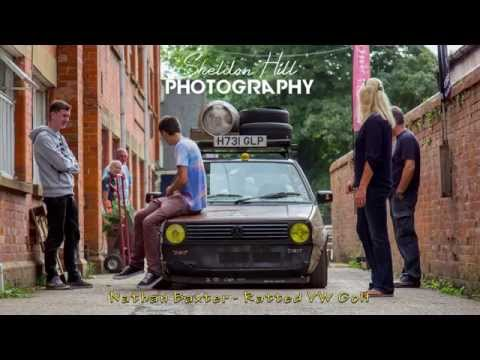 SHP - Nathan Baxter - Ratted VW Golf