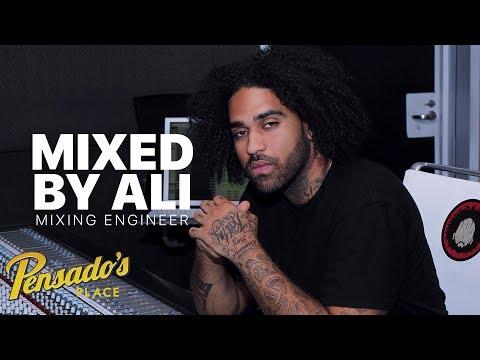 Grammy Award Winning Mix Engineer, MixedByAli - Pensado's Place #364
