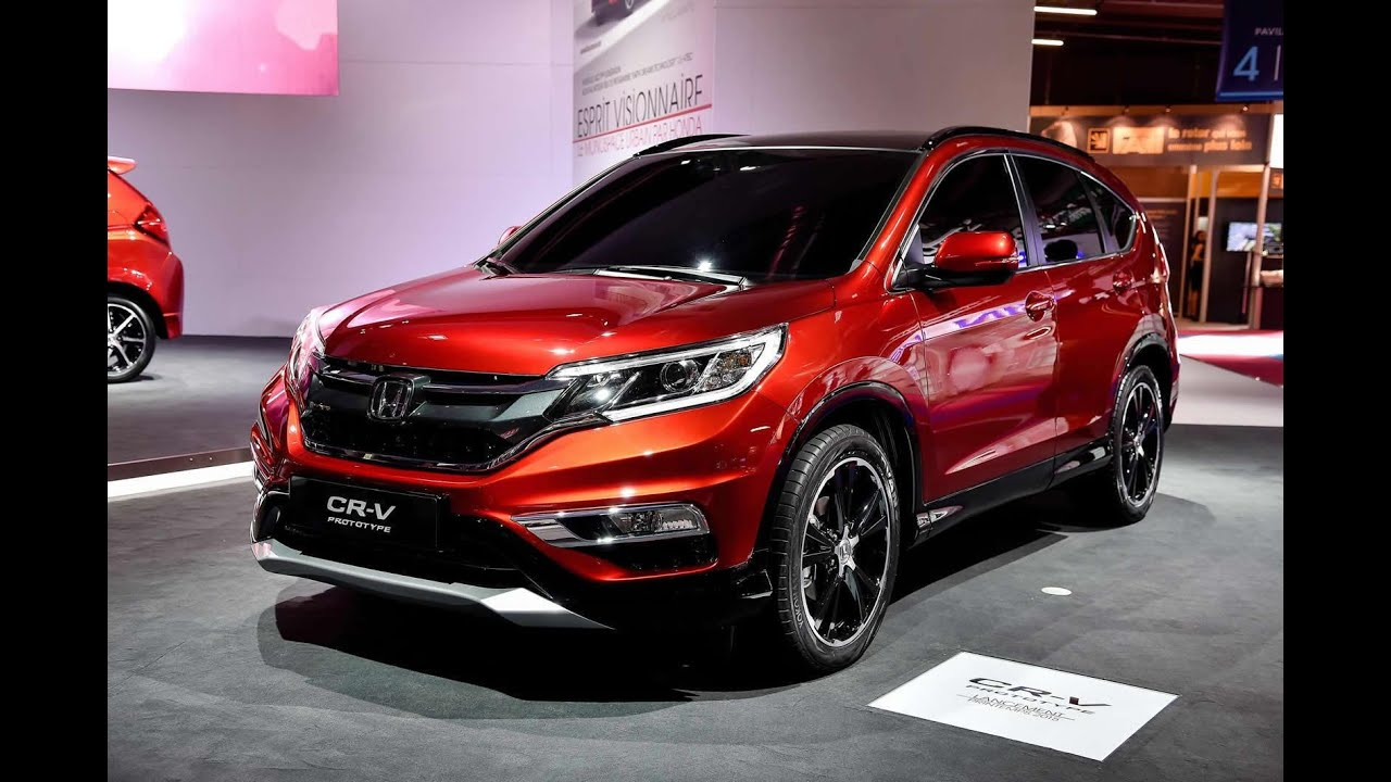 honda cr v 2015 2016 the best suvs and crossovers of 2015 youtube. Black Bedroom Furniture Sets. Home Design Ideas
