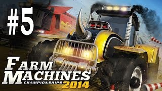 Farm Machines Championships 2014 - Part 5 - Gameplay 1080p 60 fps