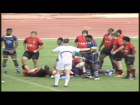 NACRA U19 Cayman Islands vs Barbados