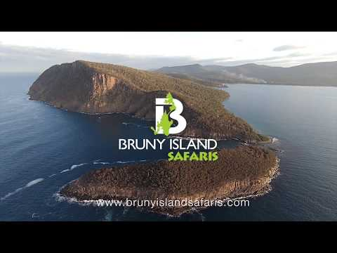 Bruny Island Food, Sightseeing & Lighthouse Tour with Lunch - Video