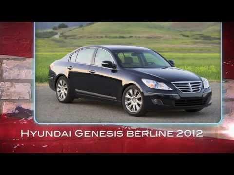 Recommandations de Pierre Michaud pour la Hyundai Genesis berline 2012 Capsules RPM Web