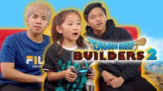 Unboxing the UNRELEASED Dragon Quest Builders 2!