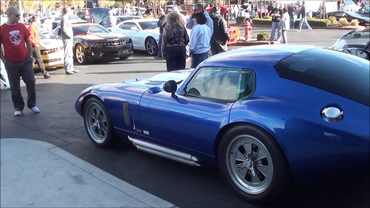 Cars and Coffee - Las Vegas - YouTube