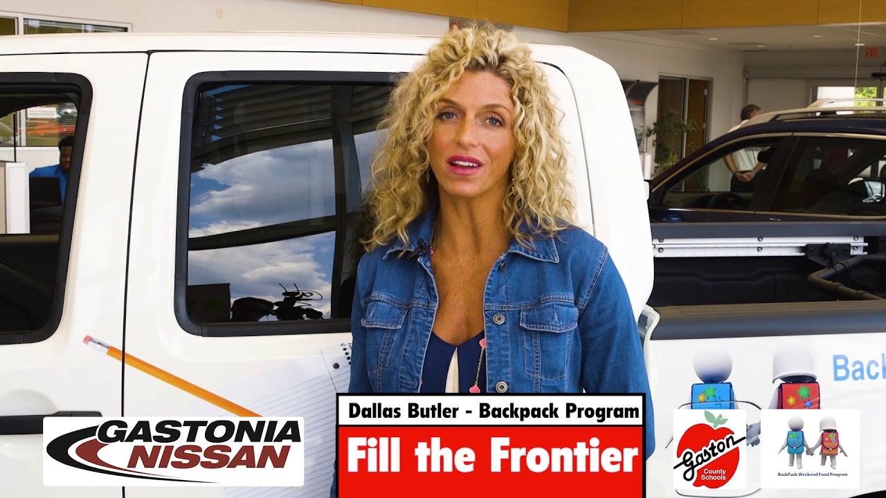 Nissan Of Gastonia >> 2019 Gastonia Nissan Fill The Frontier