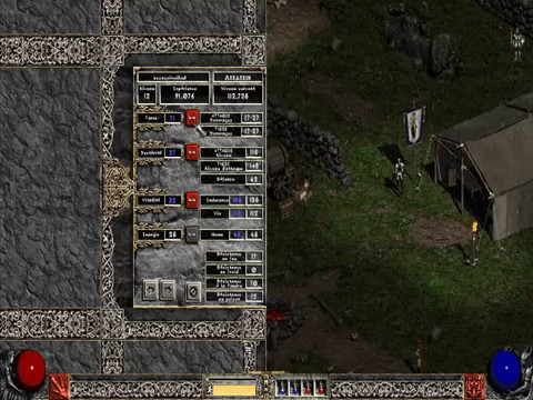 Diablo II High resolution mod