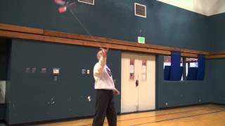 iPrey Indoor Zero Wind Kite Part 2 Thumbnail
