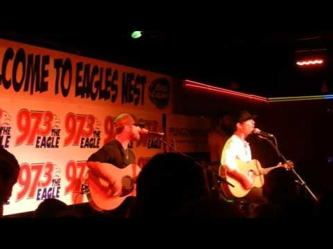 Granger Smith Performing at The Eagles' Nest in Chesapeake, VA