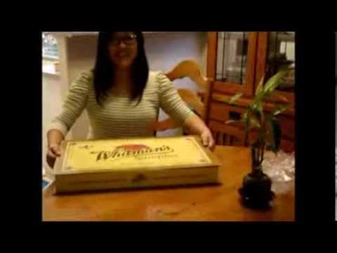 Whitmans Sampler Giant Box Got It Delicious Youtube