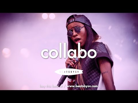 Afrotrap Hiphop Instrumental - Collabo