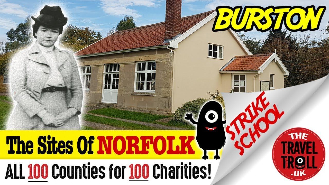 Burston Strike School In Norfolk