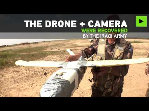 Launched & lost: ISIS jihadist's spy drone flight goes wrong