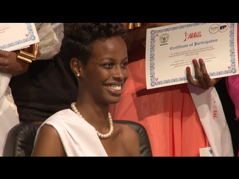 MISS RWANDA 2014 AUDITIONS IN SOUTH