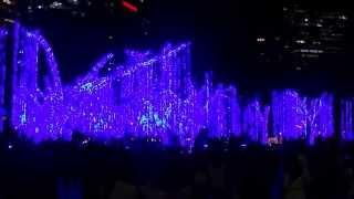 Ayala Triangle Lights & Sounds Show 2015 - 1