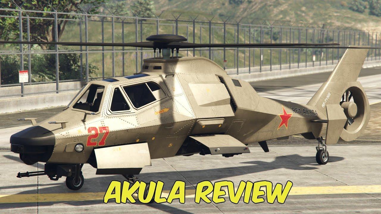 GTA Online: Akula Review