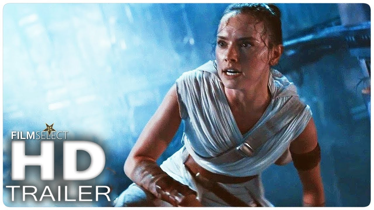 Star Wars 9 The Rise Of Skywalker Final Trailer Extended 2019 Youtube