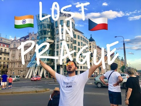 LOST IN PRAGUE VLOG #3 | FALL IN LOVE WITH CZECH REPUBLIC.