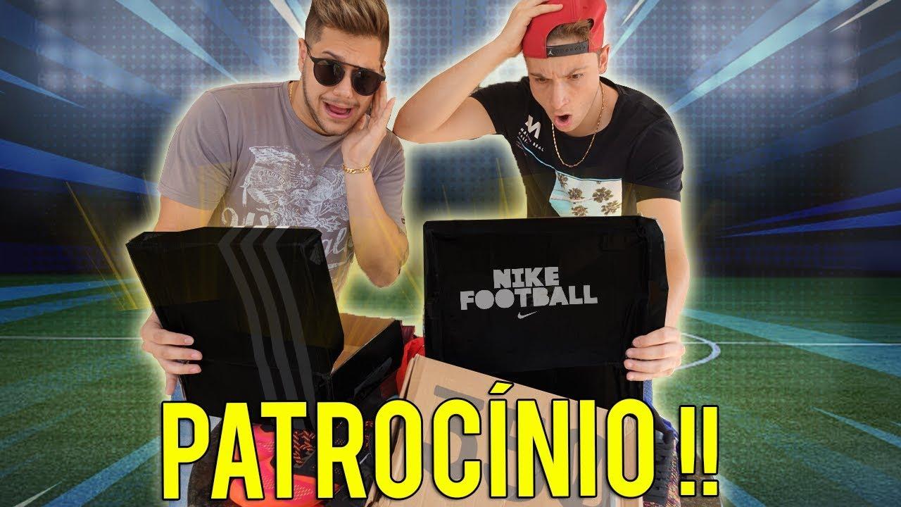 40a31cb8a8d NIKE ou ADIDAS!! - NOVO PATROCÍNIO   - YouTube