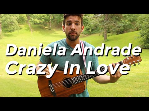 Daniela Andrade - Crazy In Love (Guitar Lesson) by Shawn Parrotte