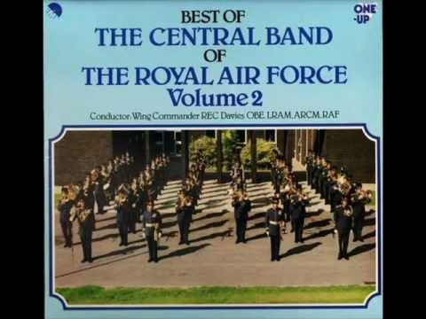 Central Band of the Royal Air Force - The Dam Busters March ( 1955 )
