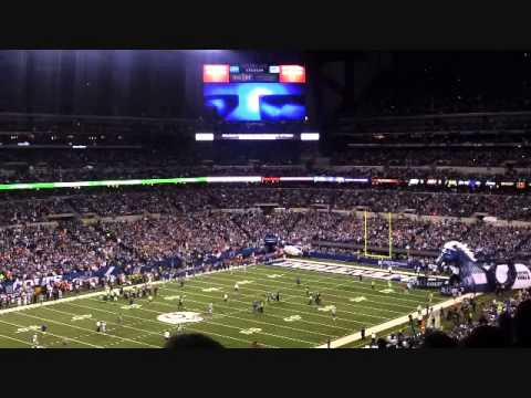 10/20/2013 - Broncos @ Colts - Manning