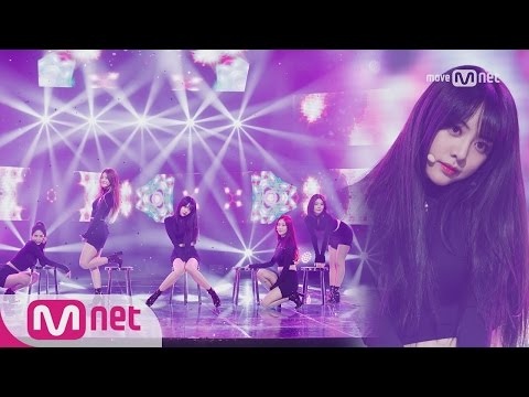 [Brave Girls - Rollin'] Comeback Stage | M COUNTDOWN 170309 EP.514