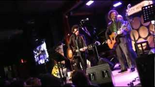 """Pete Fornatale Tribute  """"one Guitar"""" - Willie Nile W/aztec Two-step @ City Winery 5/27/12"""